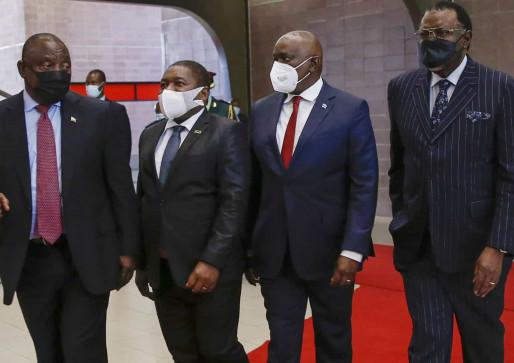 SADC alarga missão militar no combate ao terrorismo em Moçambique