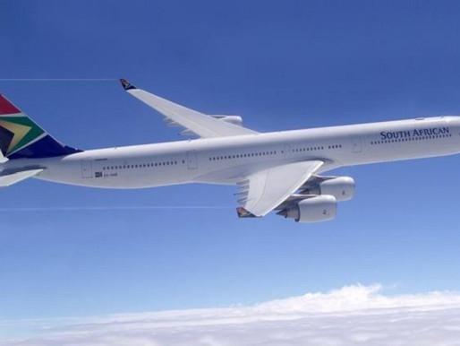 SAA returns to the skies