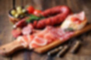 Cured Meats Available In Store