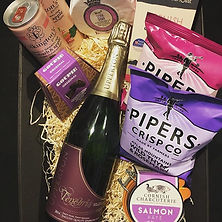 Bespoke Hampers available in Store