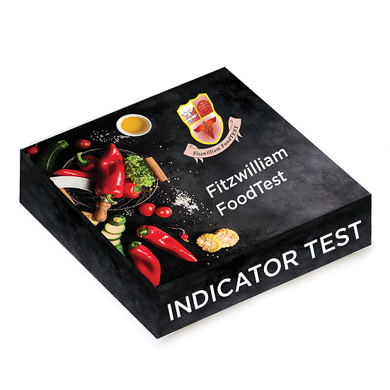 Indicator Food Test