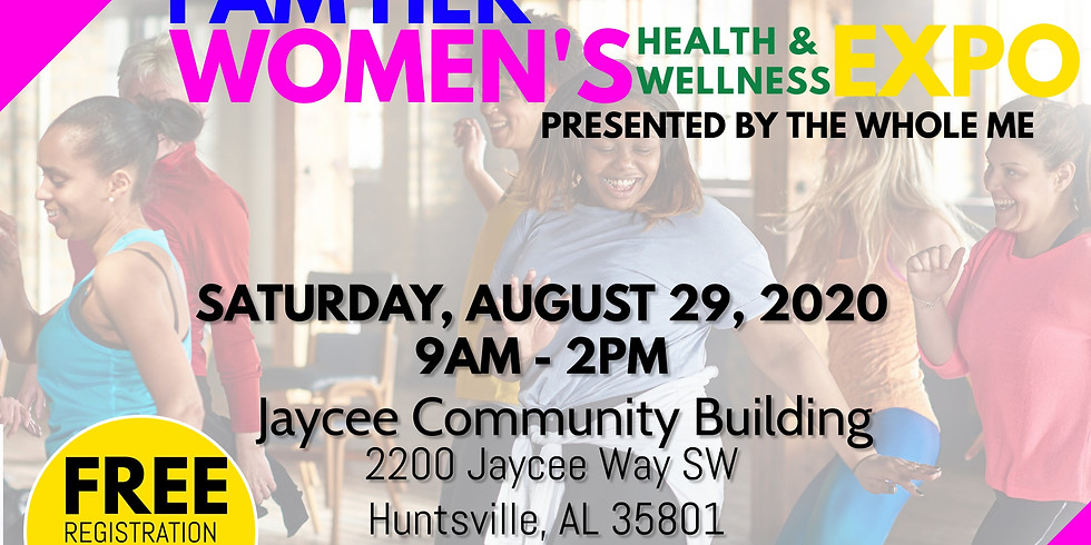 I Am HER Women's Health and Wellness Expo