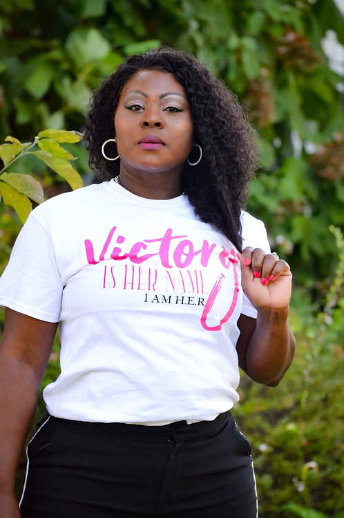 Victory Is Her Name Tee