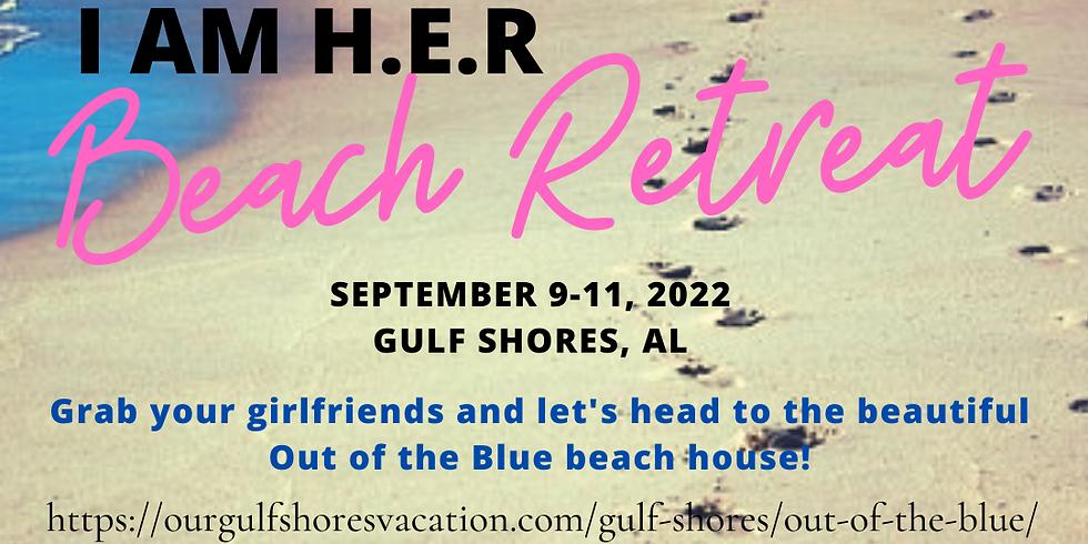 I Am H.E.R Gulf Shores Retreat