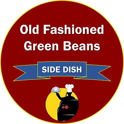 Side Dish - Old Fashioned Green Beans