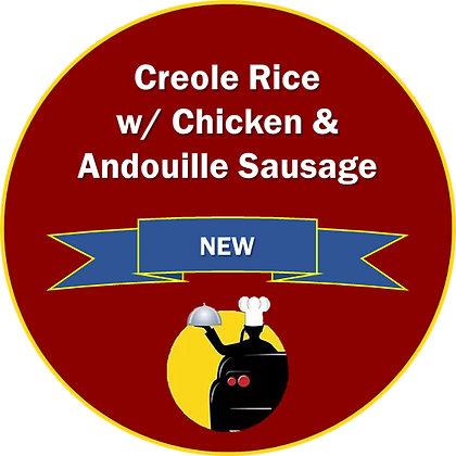 Creole Rice w/ Chicken & Andouille Sausage