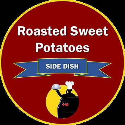 Side Dish - Roasted Sweet Potatoes
