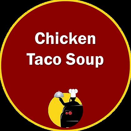 Chicken Taco Soup