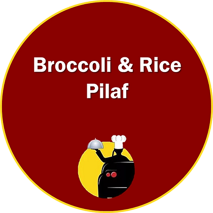 Broccoli & Rice Pilaf