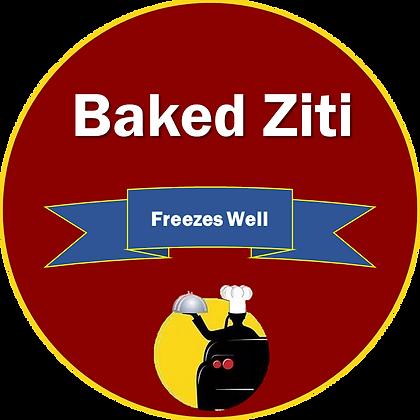 Baked Beef Ziti