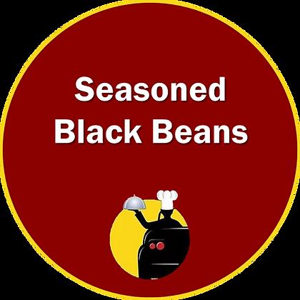 SIDE: Seasoned Black Beans