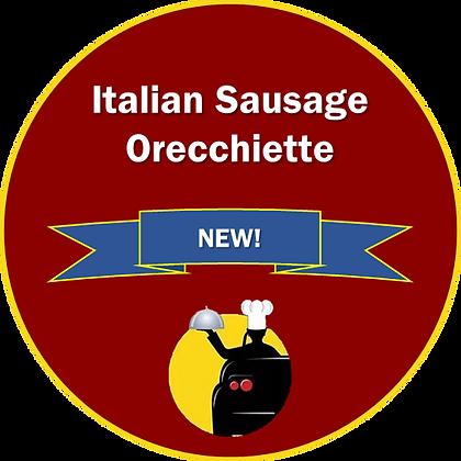 Italian Sausage Orecchiette