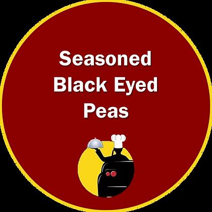 Seasoned Black Eyed Peas