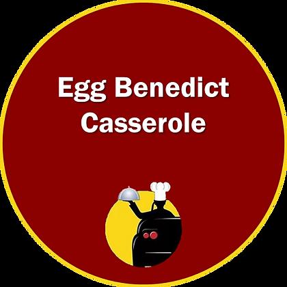Eggs Benedict Casserole