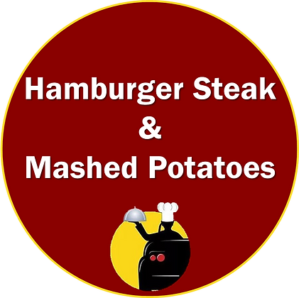 Hamburger Steak & Mashed Potatoes