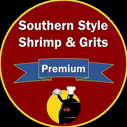 Southern Style Shrimp & Grits