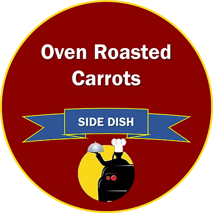 Side Dish - Roasted Carrots