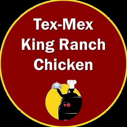 Tex-Mex King Ranch Chicken