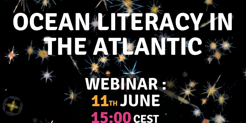 AtlantECO webinar: Ocean Literacy