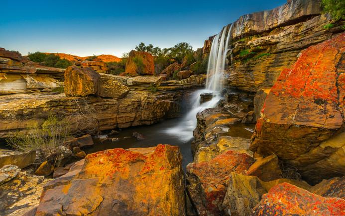 Wasserfall South Africa