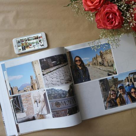 Libro Fotos Viaje