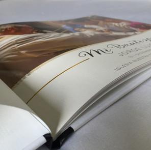 Libro Fotos Bautizo
