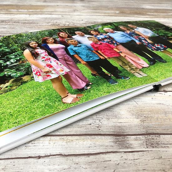 PHOTO BOOKS Apertura 100% Plana