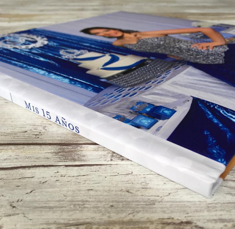 Libro Fotos Quinceaños