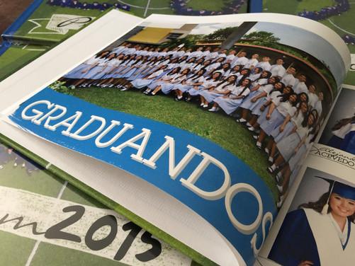 Anuario Graduación