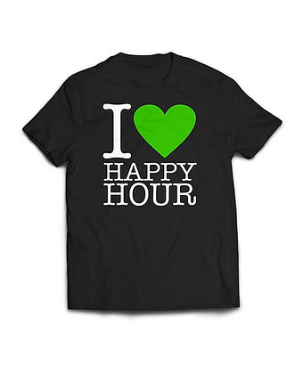 """Happy Hour"" Tour Shirt"
