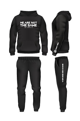 """We Are Not The Same"" Sweatsuit"