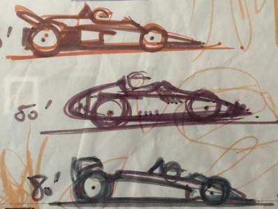 Piloter une Formule 1 serait un processus créatif ?