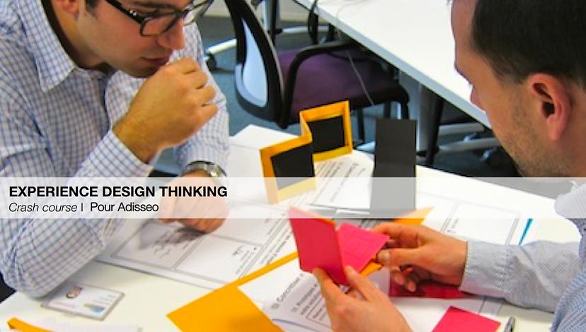 Formation Design Thinking I UCD Network