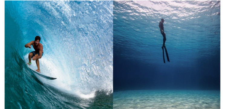 Design Thinking : surfer ou plonger ?
