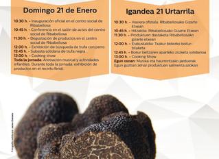 III Feria Internacional de la Trufa Negra de Álava