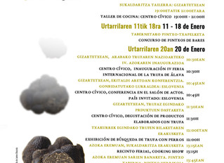 IV Feria Internacional de la Trufa Negra de Álava