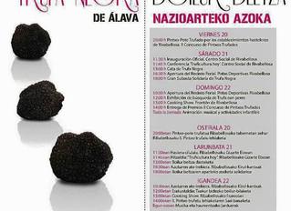 II Feria Internacional de la Trufa Negra de Álava
