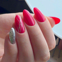 Nails French Gel Color