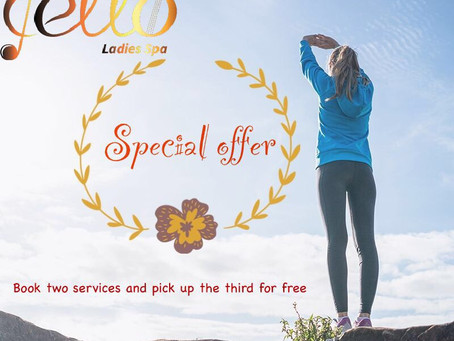 Enjoy our amazing offer for a limited time.