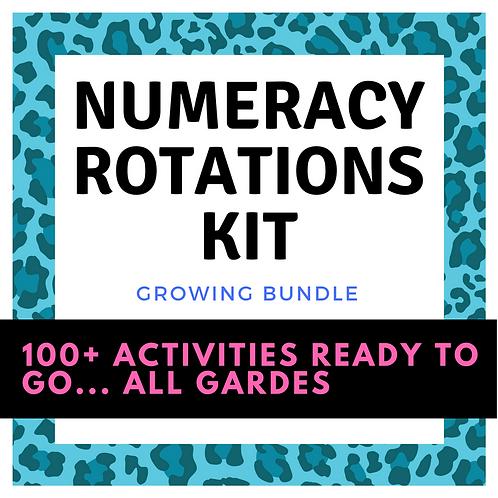 Numeracy Rotations Kit