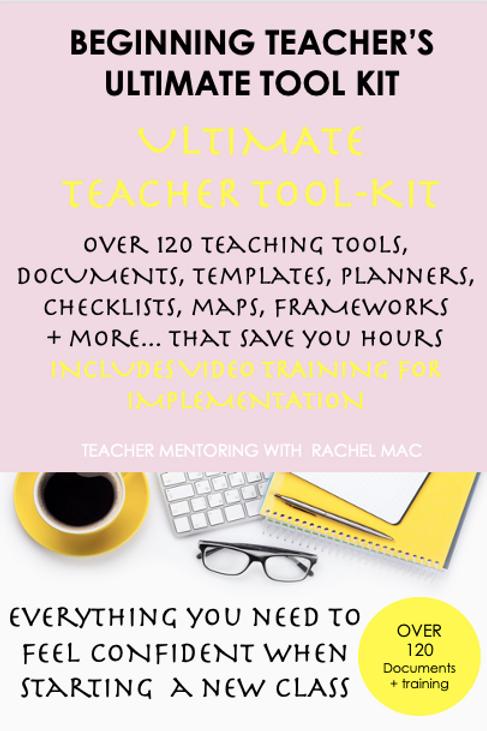 Ultimate Teachers Tool Kit 2021