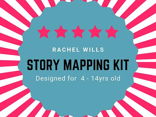 Story Mapping Kit & Teacher Training