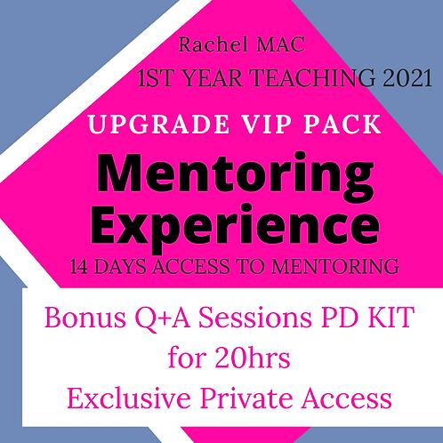 VIP Mentoring Pack 2021
