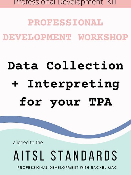 PD KIT: Data Collection + Interpretation (GTPA)