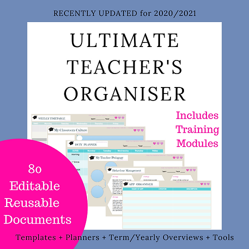 Ultimate Teachers Tool Kit