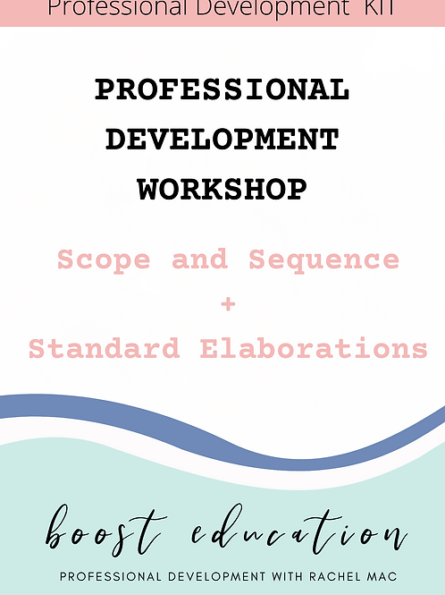 Workshop PD Kit