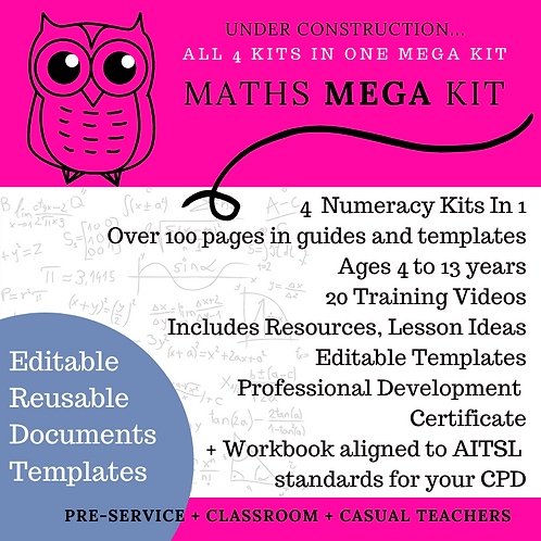 Maths Mega Kit