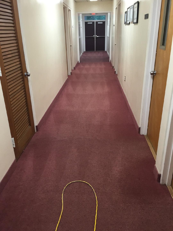 Carpet washing estimate