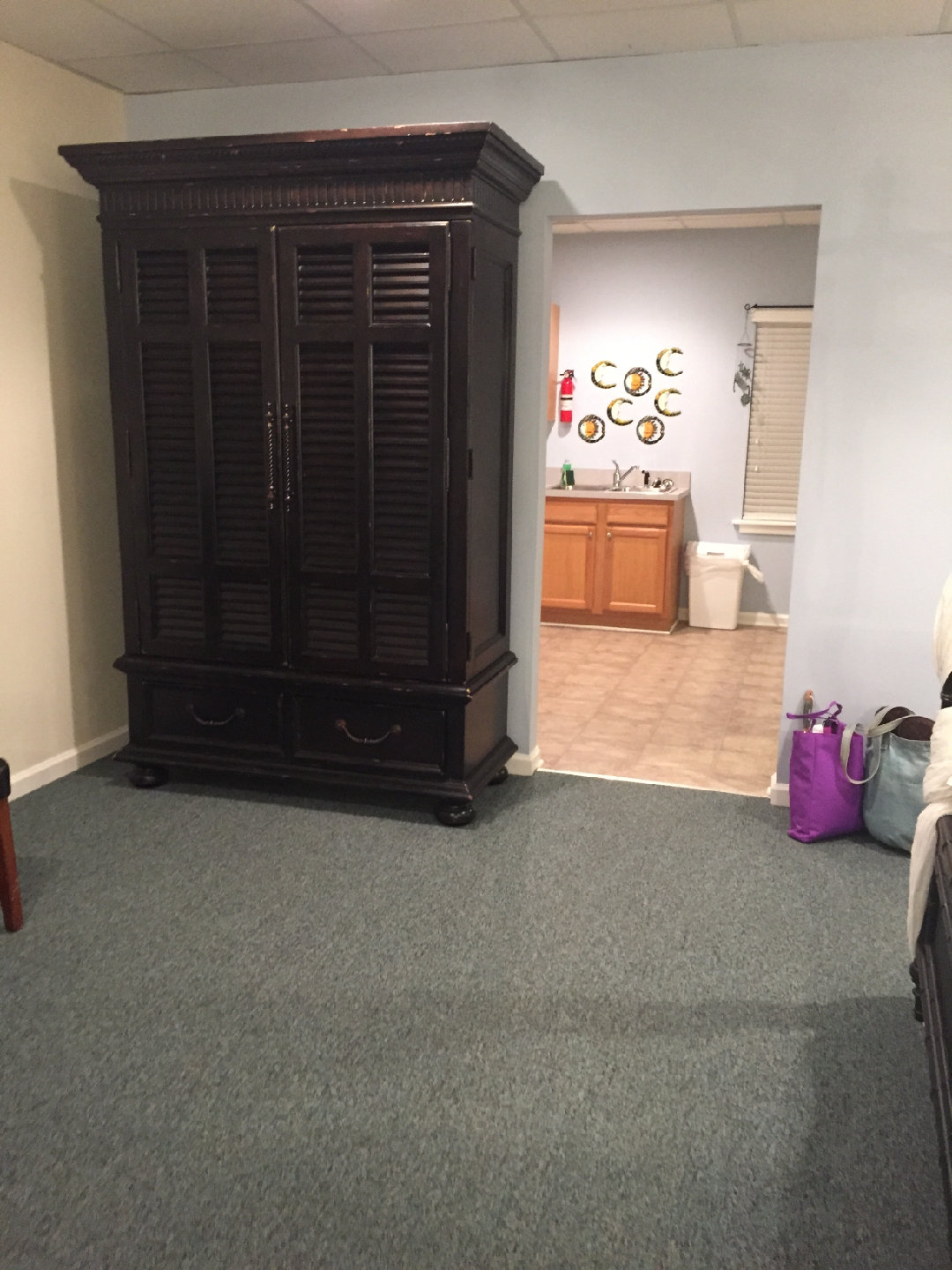 House cleaning estimate