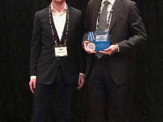 Pharmacist Chris Pasin wins Innovation Award